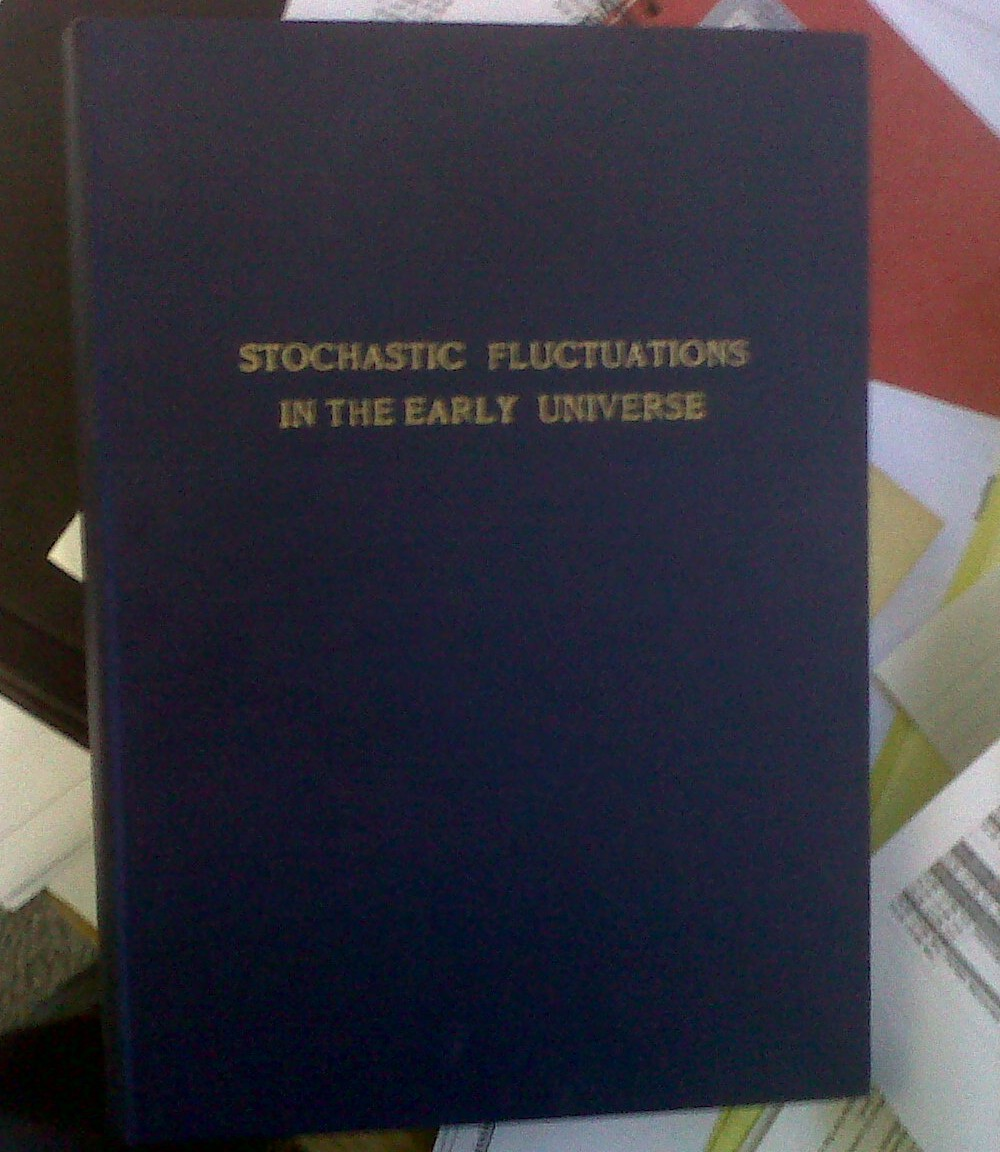Phd thesis astronomy