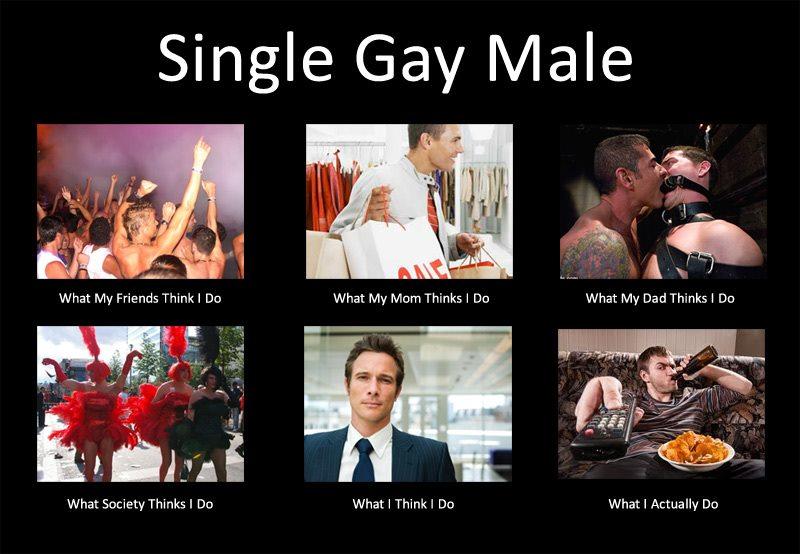 Gay test joke
