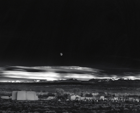 ansel-adams-moonrise-hernandez-new-mexico1941