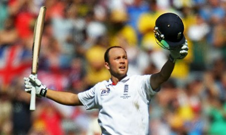 Jonathan Trott in happier days