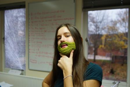 Beard I: Mateja Gosenca