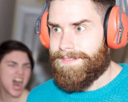 Beard G: Nathan Udy
