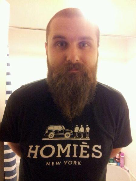 Beard C: Thomas Northam