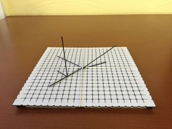 Daniel's 3D Vector Board