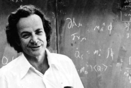 Richard-Feynman-cornell