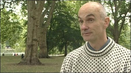 Professor David Mackay , who died yesterday