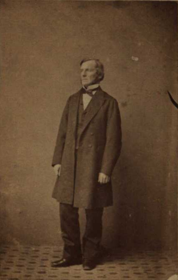 Photo of George Boole by Samuel Prout Newcombe  Source: Wikimedia Commons