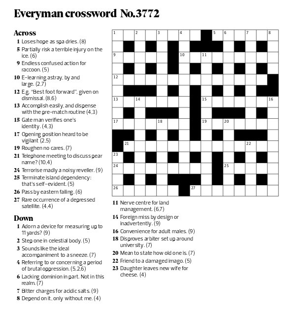 Crosswords In The Dark Page 2