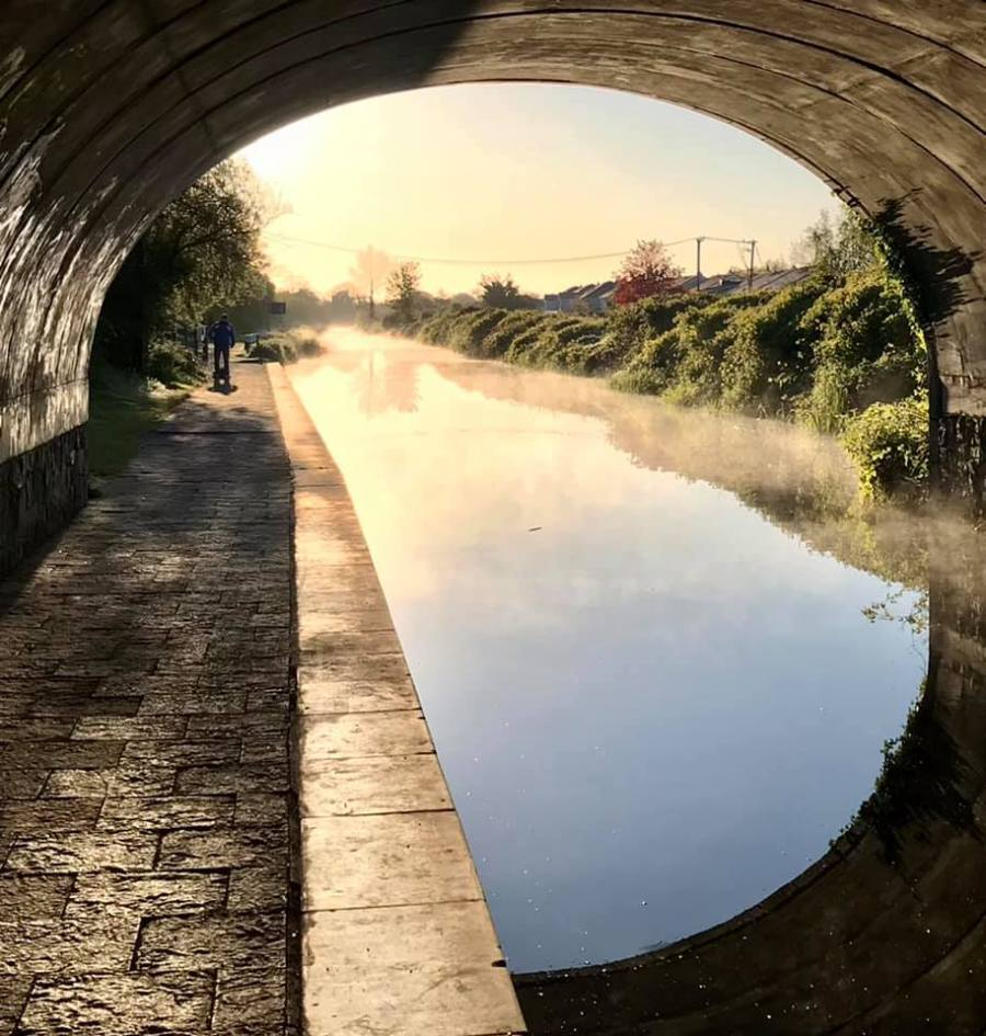 Canal Bank Walk, by Patrick Kavanagh